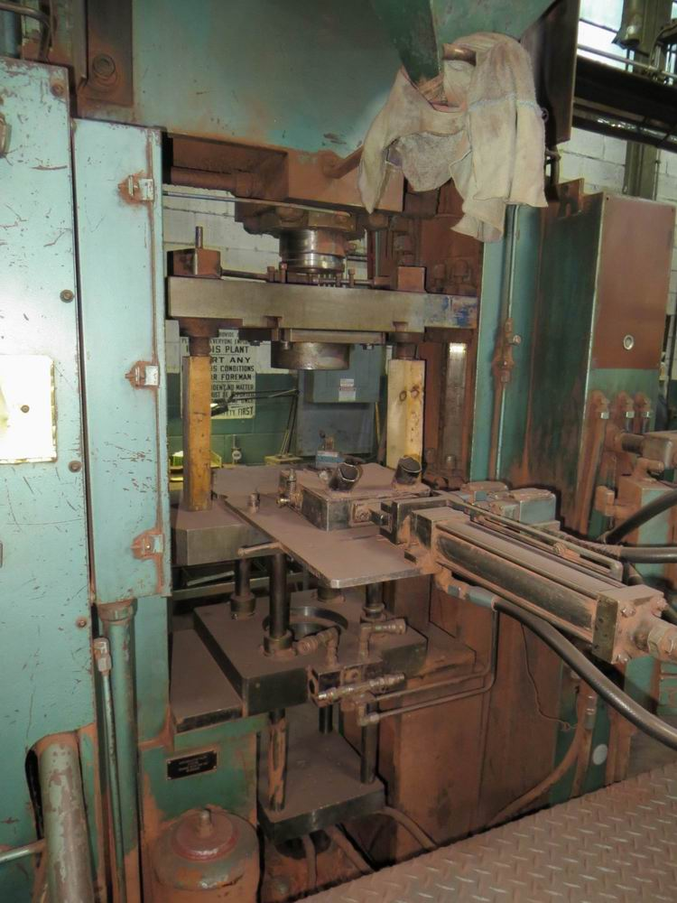 Alpha 60 Ton Powder Compacting Press - Professional Sale and