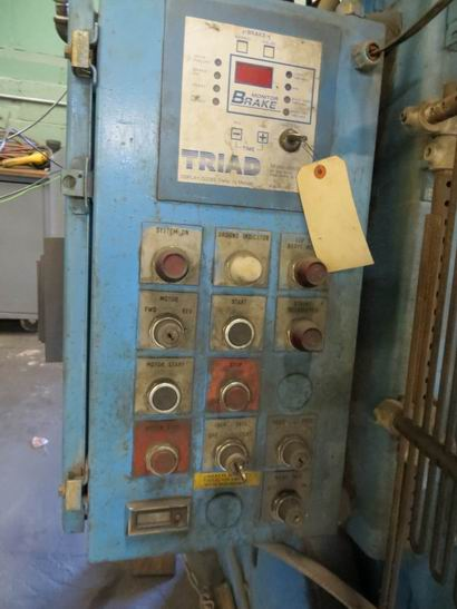 Used 56 Ton Minster Stamping Press - Professional Sale and